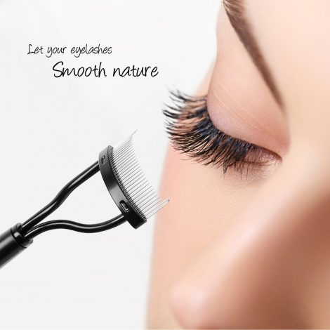 Docolor Eyelash Comb Curlers Makeup Mascara Applicator