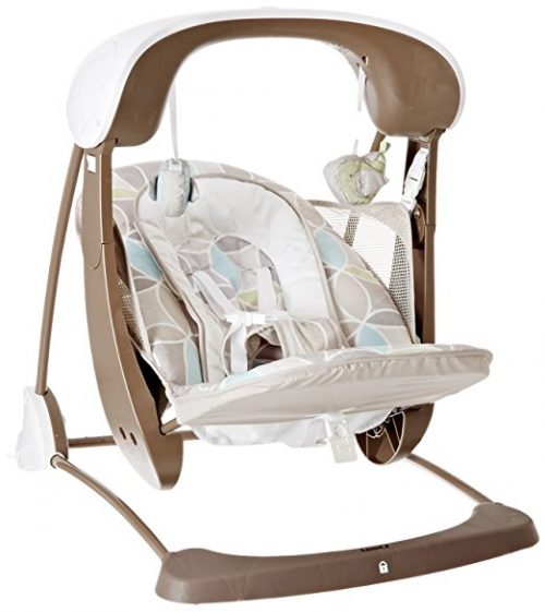 Fisher-Price presents Deluxe Take Along Swing and Seat
