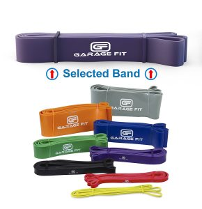 Garage Fit Pull up Assist Bands
