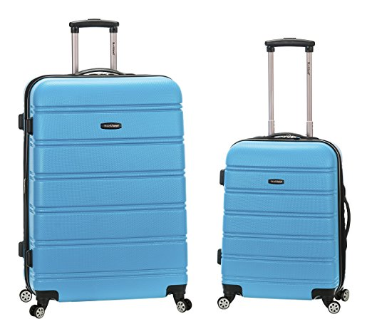 Rockland Luggage 28 inch and 20 inch Luggage Set