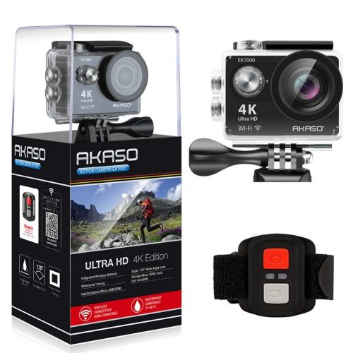 AKASO EK7000 Sports Action Camera
