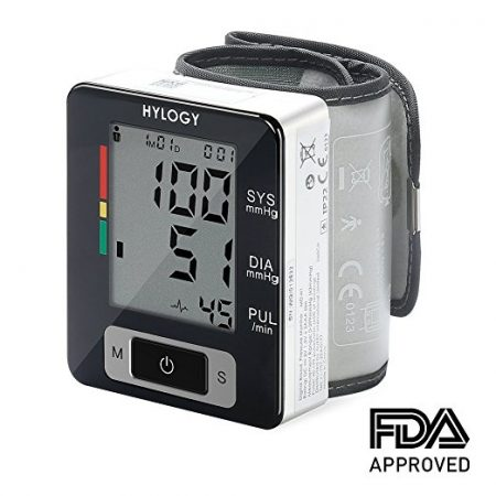 Hylogy BP Monitor Automatic Blood Pressure Monitor