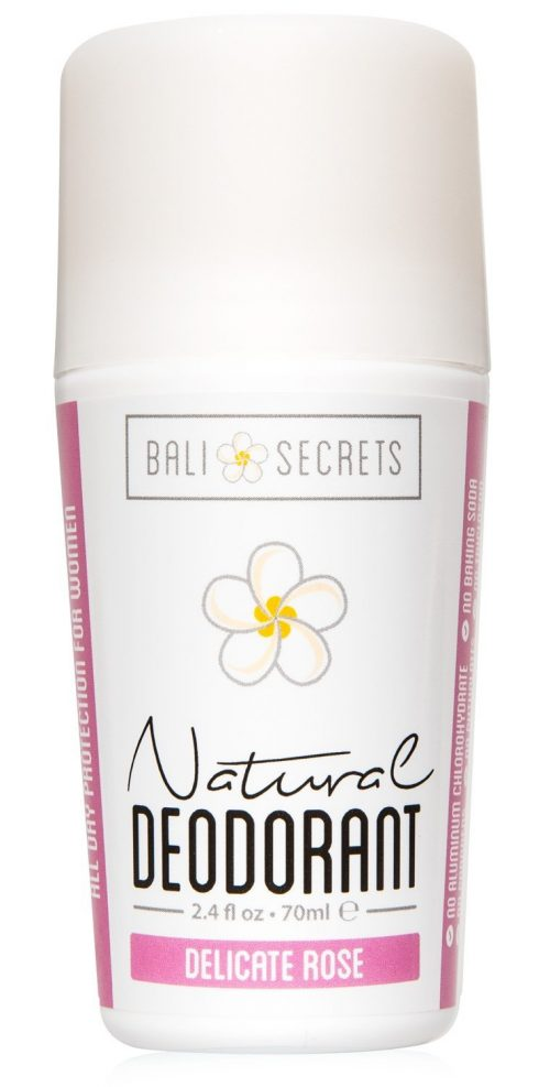 Natural Deodorant – by Bali Secrets Organic For Women & Men