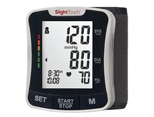 Slight Digital Blood Pressure Monitor