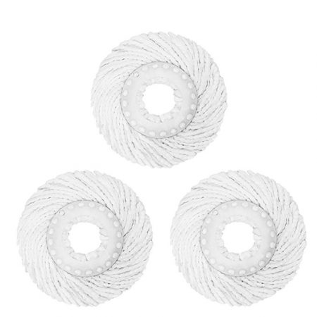 Best Value 3 Pack Refill For Standard Universal Spin Mop