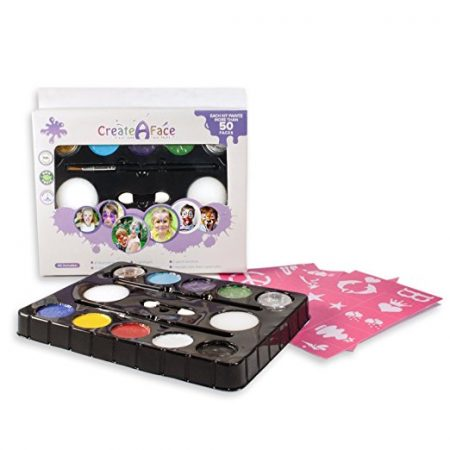 Create A Face Painting Kit