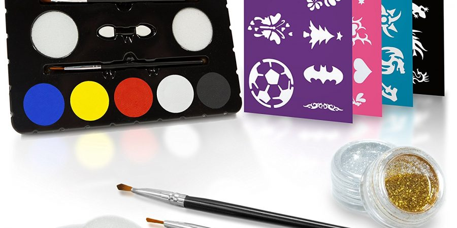 Create A Face Painting Set