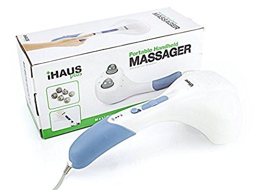 Double Head Electric Massager