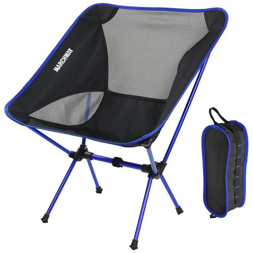 MARCHWAY Ultralight Folding Camping Chairs