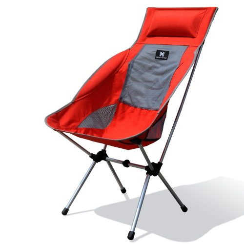 Moon Lence Compact Ultralight Portable Folding Camping Backpacking Chair
