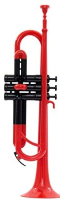 PAMPET Professional Trumpet Bb trumpet, color - Red