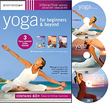 Yoga For Beginners: Boxed Set
