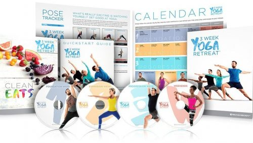 Top 10 Best Yoga DVDs For Men and Women in 2018 Reviews