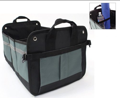 Auto Car Trunk Organizer for SUV, Vans, Cars and Trucks