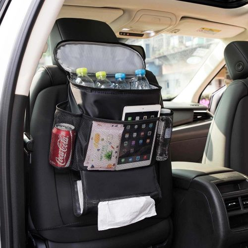 Autoark Car Seat Back Organizer - Car Back Seat Organizers