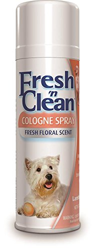 Lambert Kay Fresh n Clean presents Fresh Floral Scent Cologne for Pet Grooming