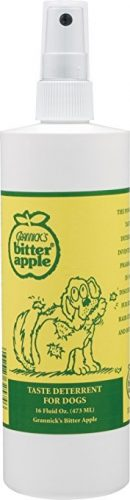 Grannick presents 16 oz Apple for Dogs Spray