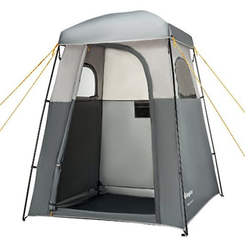 KingCamp Oversize Outdoor Easy Up Portable Dressing Changing Room Shower