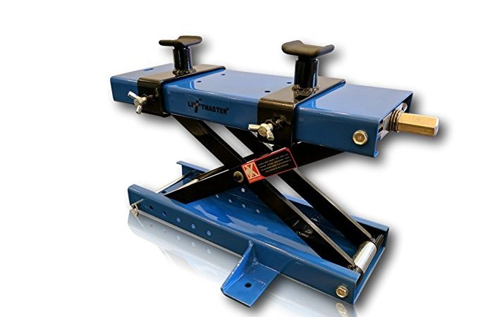 Liftmaster Motorcycle Scissor Lift Jack