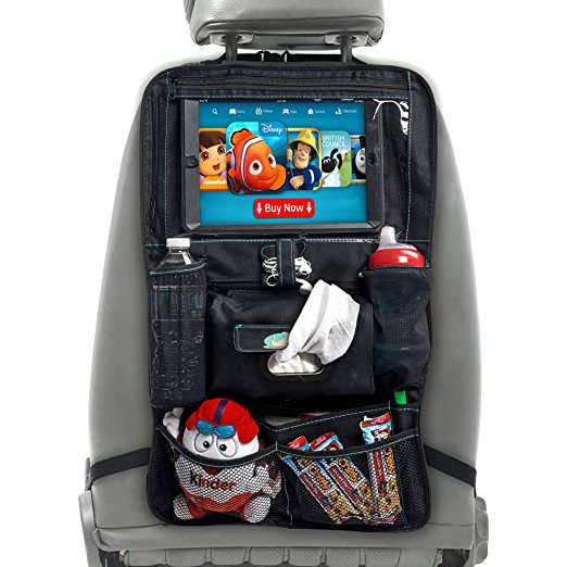XL Car Seat Organizer for Kids