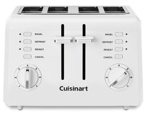 Best 4-slice Toaster Ovens - Cuisinart CPT-142 Compact 4-Slice Toaster