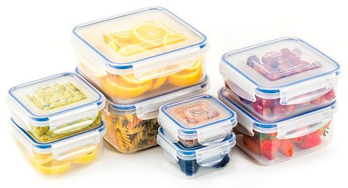 Popit Food Storage Containers 16 Piece Set