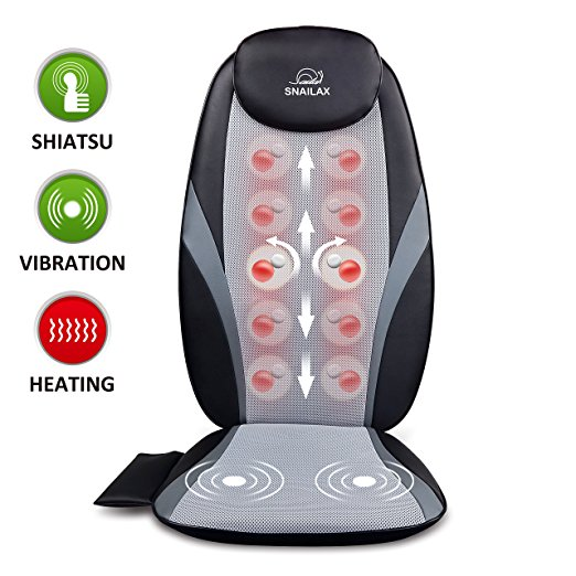 Snailax Shiatsu Massage Cushion
