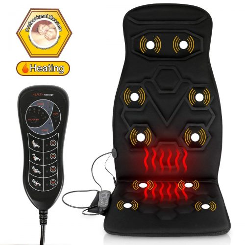comfitech Heated Car Seat Back Massager