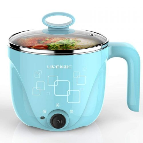 1L Liven Electric Hot Pot with 304 Stainless Steel healthy