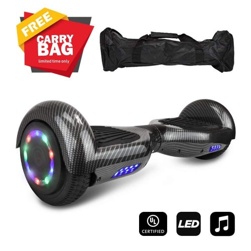 "6.5"" inch Wheels Original Electric Smart Self Balancing Scooter Hoverboard"