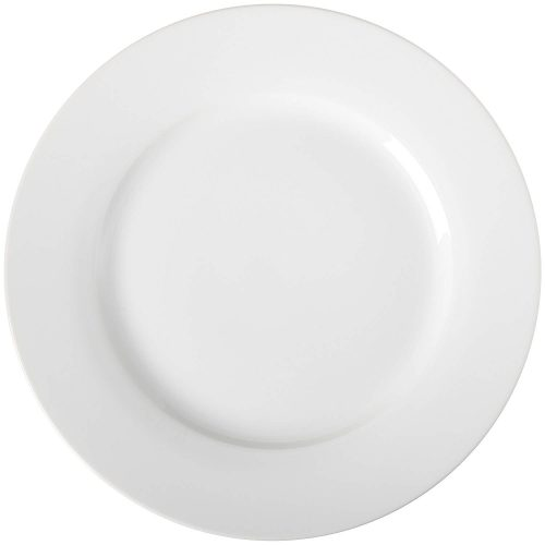 AmazonBasics 6-Piece Dinner Plate Set-Dinner Plates
