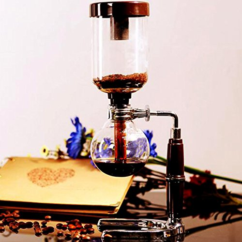 Boeng 5-Cup Coffee Syphon Tabletop Siphon