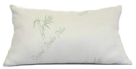 Cooling Bamboo Pillow - Standard Queen
