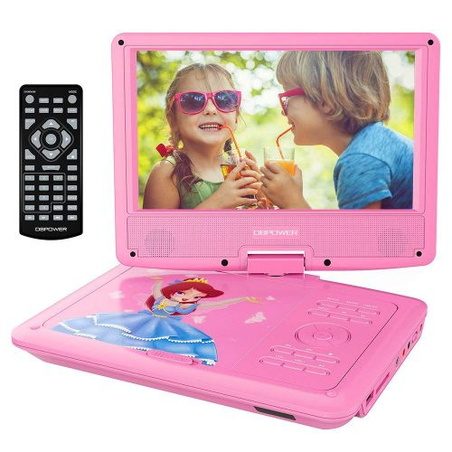 "DBPOWER 9"" Portable DVD Player"