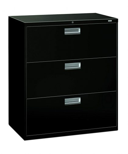 HON Brigade 3-Drawer Filing Cabinet