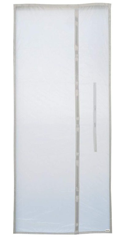 HOOMEE 90x 210CM Magnetic Screen Door Seal for Portable Air Conditioner
