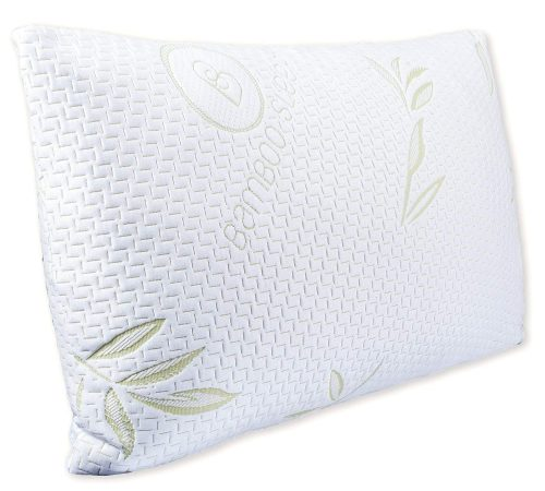 Hotel Comfort Bamboo Sleep - Ultra Cool Bamboo Memory Foam Pillow