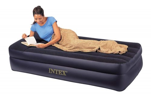 Intex Comfort Bed - Rising Comfort Twin Airbed