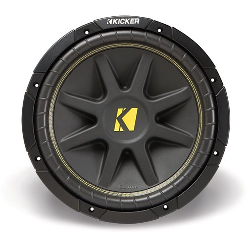 Kicker 10C104 Comp 10-Inch Subwoofer 4 Ohm