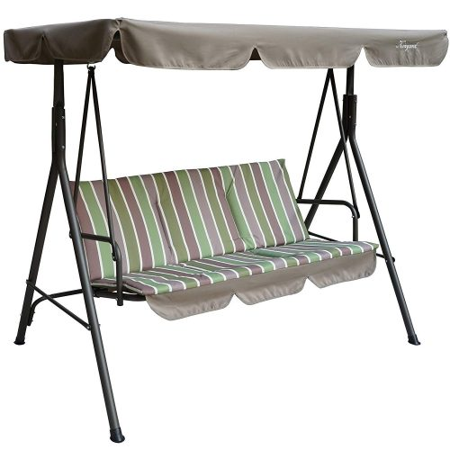 Kozyard Alicia Patio Swing Chair-Patio Swings