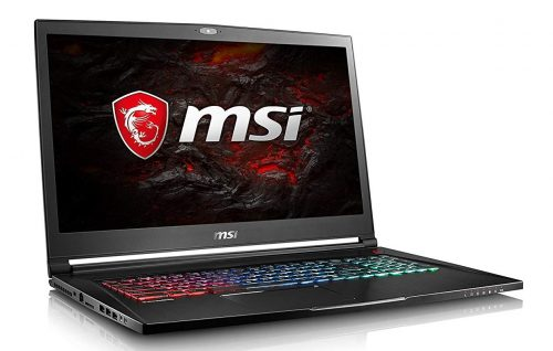"MSI GS73VR Stealth 4K-223 17.3"" 4K Display Thin"