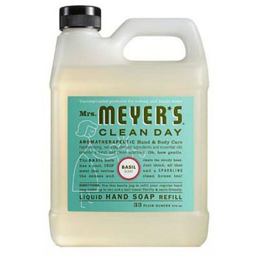 Mrs. Meyer's - Liquid Hand Soap Refill - Best Hand Soaps in 2019 in Amazon.com