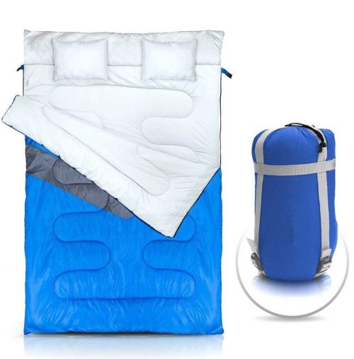 NTK KUPLE Double 2 in 1 Sleeping Bag