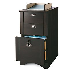Realspace(R) Dawson 3-Drawer Vertical File Cabinet