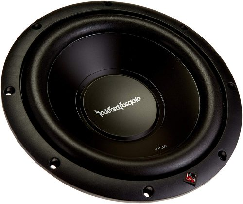 Rockford Fosgate R2D4-10 Prime R2 DVC 4 Ohm 10-Inch 250 Watts RMS 500 Watts Peak Subwoofer