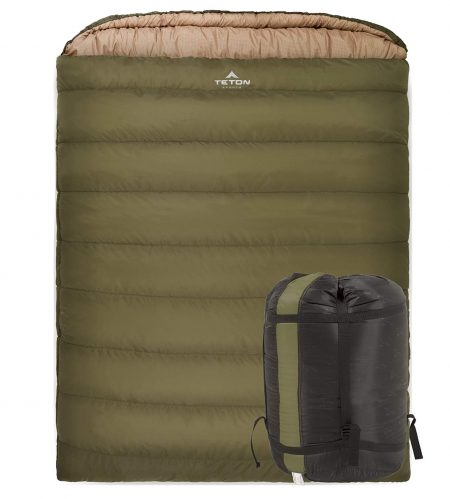 Teton Sports Mammoth 0F Double