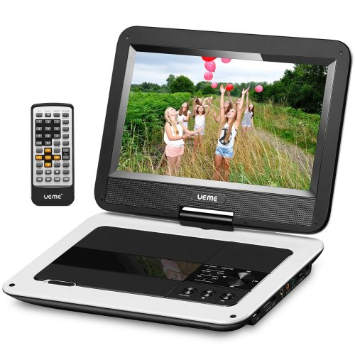 UEME Portable DVD Player, Portable CD Player