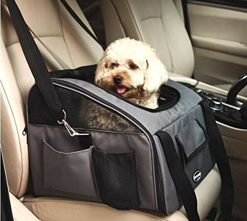 WOpet Pet Car Seat Carrier Airline Approved For Dog Cat