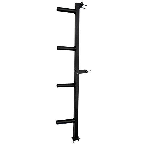 #6. Titan Wall Mounted Weight Rack Storage