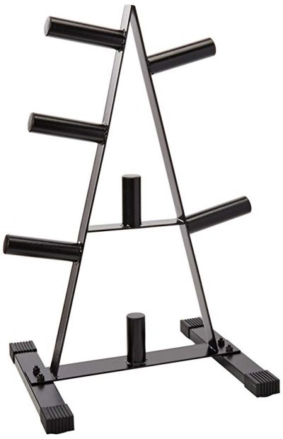 #1 CAP Barbell Plate Rack